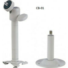 CCTV Camera Wall / Ceiling Mount (includes bracket for drop ceiling)
