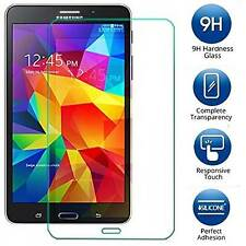 Tempered Glass Screen Protector Guard Shield Saver For Samsung Galaxy Tablet