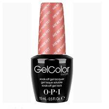 OPI GEL Color Soak off or Top and Base Coat 15ml *buy 4 Get 1 at 20 Off* Are We There yet (thrill Seekers)