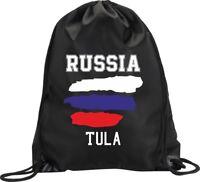 BACKPACK BAG TULA RUSSIA GYM HANDBAG FLAG SPORT M1