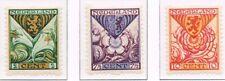 Nederland Roltanding R71-R73 kinderzegels 1925  POSTFRIS MNH Cat waarde € 325