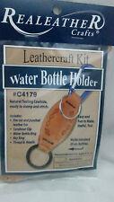 Realeather Crafts Water Bottle Holder Kit