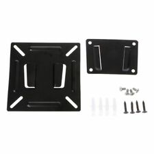 "Universal 12""-24"" Monitor LCD LED TV Wall Mount Bracket Flat Panel Holder Stand"