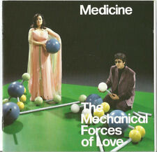 MEDICINE The Mechanical Forces of Love (2003) CD