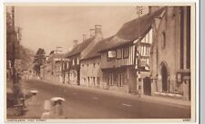 Gloucestershire; Northleach, High St PPC, Unposted, c 1920's By Photochrom