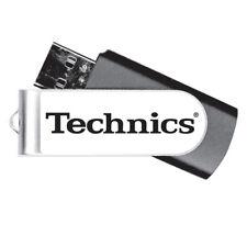 Technics DJ USB 2.0 Stick Flash Drive 8 GB Stick (WUSBT) NEU!