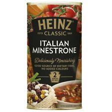Heinz Classic Italian Minestrone Soup Can 535g