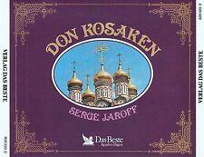 DON KOSAKEN - SERGE JAROFF / 3 CD-SET - NEU