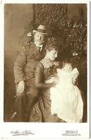 Otto, Elisabeth und Ingeborg, Original-Photo, von 1900