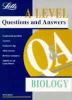 A Level Questions and Answers: Biology,Morton Jenkins