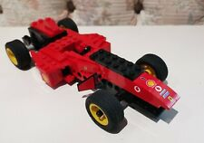 LEGO RACERS #8362 FERRARI F1 Racer 1:24 With Missing - Pullback Motor- Works