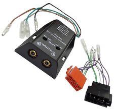 Adaptateur faisceau câble ISO RCA pour ampli amplifacteur autoradio