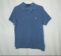 Ralph Lauren Polo Short Sleeve Casual Golf Shirt Size Large L Mens Clothing