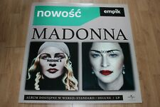 Madonna - Madame X POSTER CARDBOARD 2019 PROMO POLISH RARE