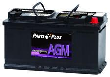 Battery-Agm Maintenance Free Parts Plus AP49