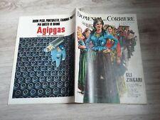 DOMENICA DEL CORRIERE 1966 N.37 IL FESTIVAL DEL CINEMA. MAO COME HITLER E STALIN