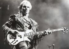 THE POLICE STING PHOTO 1983 UNIQUE UNRELEASED IMAGE EXCLUSIVE 12INCHS LONDON GEM