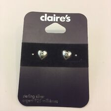 Claire/'s Claires Accessories Official 14G 1.63mm Dark Pattern Both Sides £9 RRP