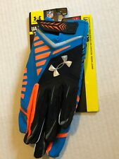 UNDER ARMOUR UA Nitro Warp Men's Football Gloves L LARGE   NEW