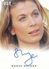 RITTENHOUSE LOST SEASONS 1-5 AUTOGRAPH CARD SONYA WALGER