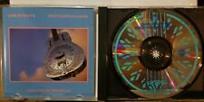DIRE STRAITS: BROTHERS IN ARMS CD! JAPAN MATSUSHITA TARGET PRESSING! NR-MINT+