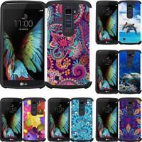 LG K7 / Tribute 5 / Treasure LTE / Escape 3 Case Phone Cover Colorful Design USA