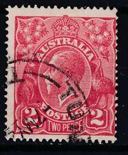 AUSTRALIE  JAAR 1914  NR. Y&T 26 ° (L19)