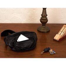Maxam® Italian Mosaic™ Genuine Lambskin Leather Belt Bag