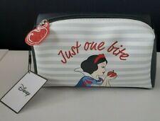 Disney Snow White Travel Bag Pouch Ladies Toiletry Make-Up Purse Gift Primark