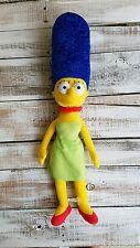 "Marge Simpson Stuffed Huge Authentic Simpsons Plush Universal Studios 26"""