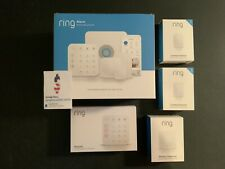 New Ring Alarm 2nd Generation Wireless 14-Piece Home Security Kit System Alexa