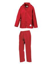 Abbigliamento rossi in inverno per bambini dai 2 ai 16 anni