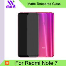 Matte Tempered Glass Screen Protector for Xiaomi Redmi Note 7
