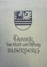 Neugebauer Schnober Kaschke Chronik Silberberg Srebrna Gora Frankenstein Glatz x