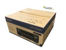 Denon avr-x3500h Av-receiver, Atmos, HDR, heos, HDCP 2.2 (negro) nuevo comercio especializado