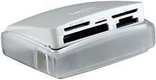 Lexar Multi-Card 25-in-1 USB 3.0 Memory Card Reader for CF, SD, MiniSD, MMC, XD