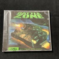 ActiVision Battle Zone PC Action-Strategy Game CD ROM (Windows 95) 1998 SEALED