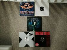 25 RARE HOUSE/TECHNO/RAVE/BREAKS VINYL DANCE RECORD BUNDLE. CLASSICS+NO RESERVE!