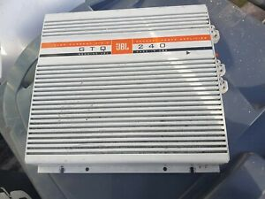 Jbl Gtq 240 Amplifier AMP