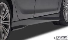RDX Seitenschweller Opel Astra J Seiten Schweller Spoiler Set aus ABS RDSL378