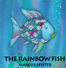 The Rainbow Fish by Marcus Pfister (Board book, 1996)