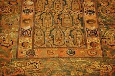 CIRCA 1910's ANTIQUE ULTRA RARE PERSIAN MISHAN MALAYER RUG 4x6.5 ONE OF A KIND