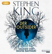 Der Outsider, MP3-CDs (Hörbuch) NEU