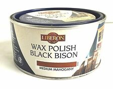Liberon Fine Paste Wax Medium Mahogany