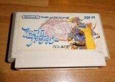 GAME/JEU FAMICOM NITENDO NES JAPANESE Final Fantasy SQF-FF JAPAN **