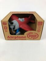 Green Toys Airplane - BPA Free, 100% Recycled , Red Aero Plane for AIRR-1026