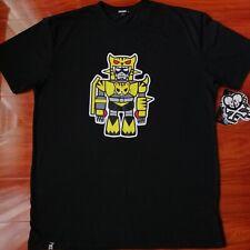 Tokidoli TKDK Robo Tiger Robot Black Tshirt Shirt Brand New With Tags Size XL