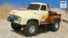 Axial AXI03001T1 1/10 SCX10 II 1955 Ford F-100 Truck 4WD RTR Brown