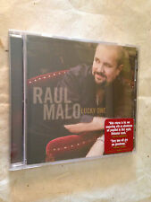 RAUL MALO CD LUCKY ONE FAN-30896-02 ROCK