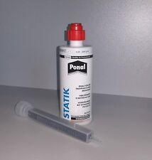 Henkel PNA10 Ponal-Statik 2K-PU-Expansionskleber 165gr für Treppenstufen PNA 10